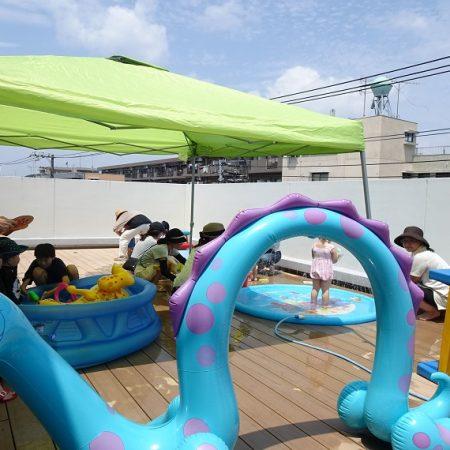 子どもプール水遊びデー20190729